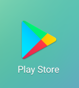 logo playstore android